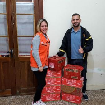 Inscrições para o Campeonato Municipal de 2018 beneficiaram a comunidade jeronimense