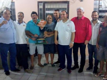 Grande final do 5º Campeonato Municipal de Bocha aconteceu dia 16