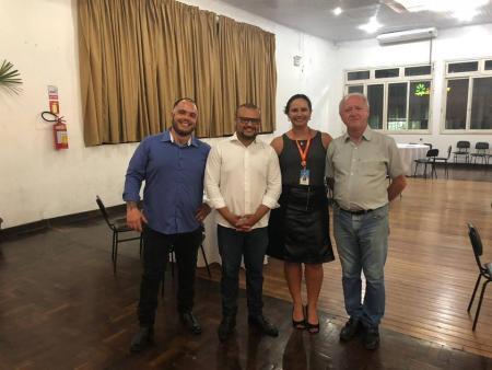 1ª Sessão de Negócio da Região Carbonífera aconteceu em São Jerônimo