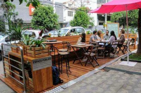Aprovado projeto de instalação de Parklets em São Jerônimo